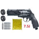 Pack Revolver HDR50 7.5J Umarex + 500 Billes peinture + 2 Barillets