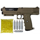 Pack Pistolet Tippmann TPX V2 Dark Earth