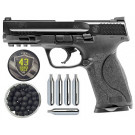 Pack Pistolet Umarex Smith & Wesson T4E M&P9 M2.0 Cal .43