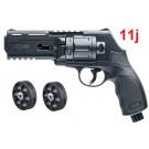 Pack Revolver HDR 11j Umarex T4E Cal .50 + 2 Barillets
