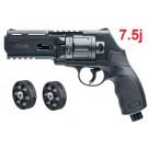 Pack Revolver HDR 7.5j Umarex T4E Cal .50 + 2 Barillets