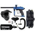 Pack Spyder XTRA Blue + Mamba + Harnais