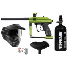Pack Spyder XTRA Lime