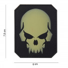 Patch 3D PVC Brigade Pirate Skull