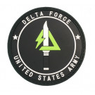 Patch Velcro Delta Force