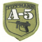Patch velcro Tippmann A5