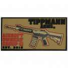 Patch Velcro M4 Tippmann Arms