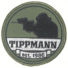 Patch velcro Tippmann 1986
