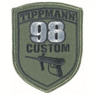 Patch velcro Tippmann 98