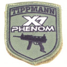 Patch velcro Tippmann X7 Phenom