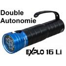 Phare Double Autonomie EXPLO 16 TITANE BERSUB