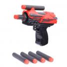 Pistolet Fléchettes en mousse