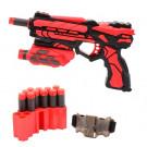 Pistolet Fléchettes en mousse Tack Pro