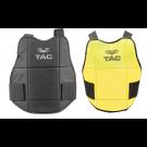 Protection Valken plastron V-Tac Réversible Jaune/Noir