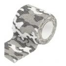 Rouleau Tape élastique Camo Grey