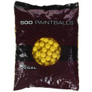 Sachet de 500 billes paintball Calibre .68
