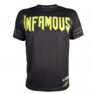 T-shirt Dry Fit Infamous Skeleton Squad HK Army - Taille S/M