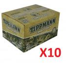 10 cartons de billes Tippmann Combat .68