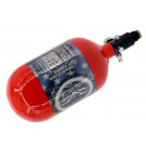 Bouteille Air Carbon 1.1L 4500 PSI Valken Zero-G Red