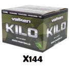 Palette de 144 cartons de Valken Kilo