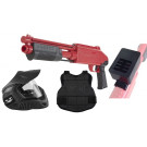 Pack paintball enfant Z200 Rouge