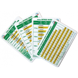 Tables Of Relief Nitrox Ffessm Slates And Tables Security