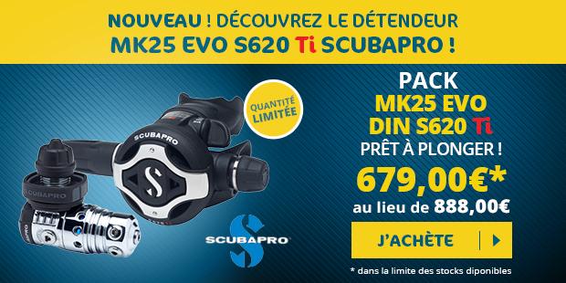 Pack MK 25 S 601 Ti