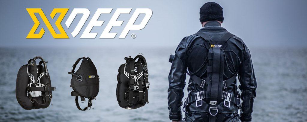 xdeep diving